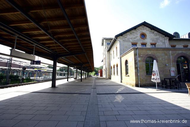 Mein Heimatbahnhof Wolfenbüttel