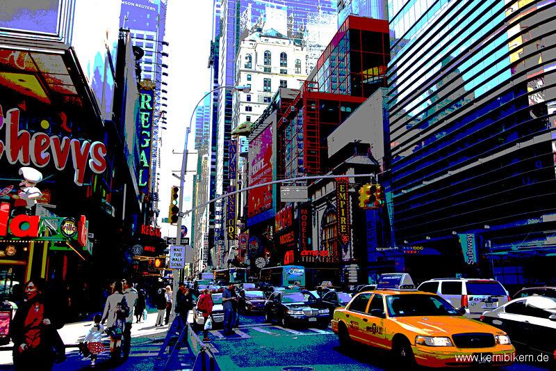 New York: Erster Spaziergang