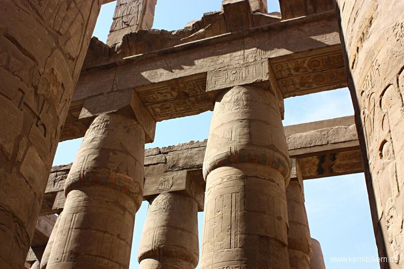 Aegypten: Karnak-Tempel